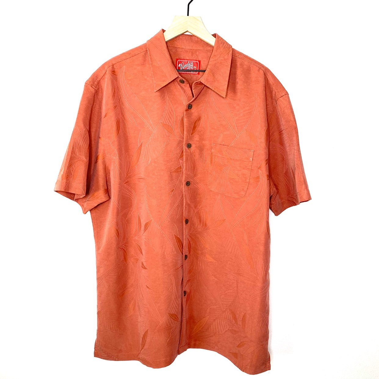 Woody's Retro Lounge Modal Camp Shirt