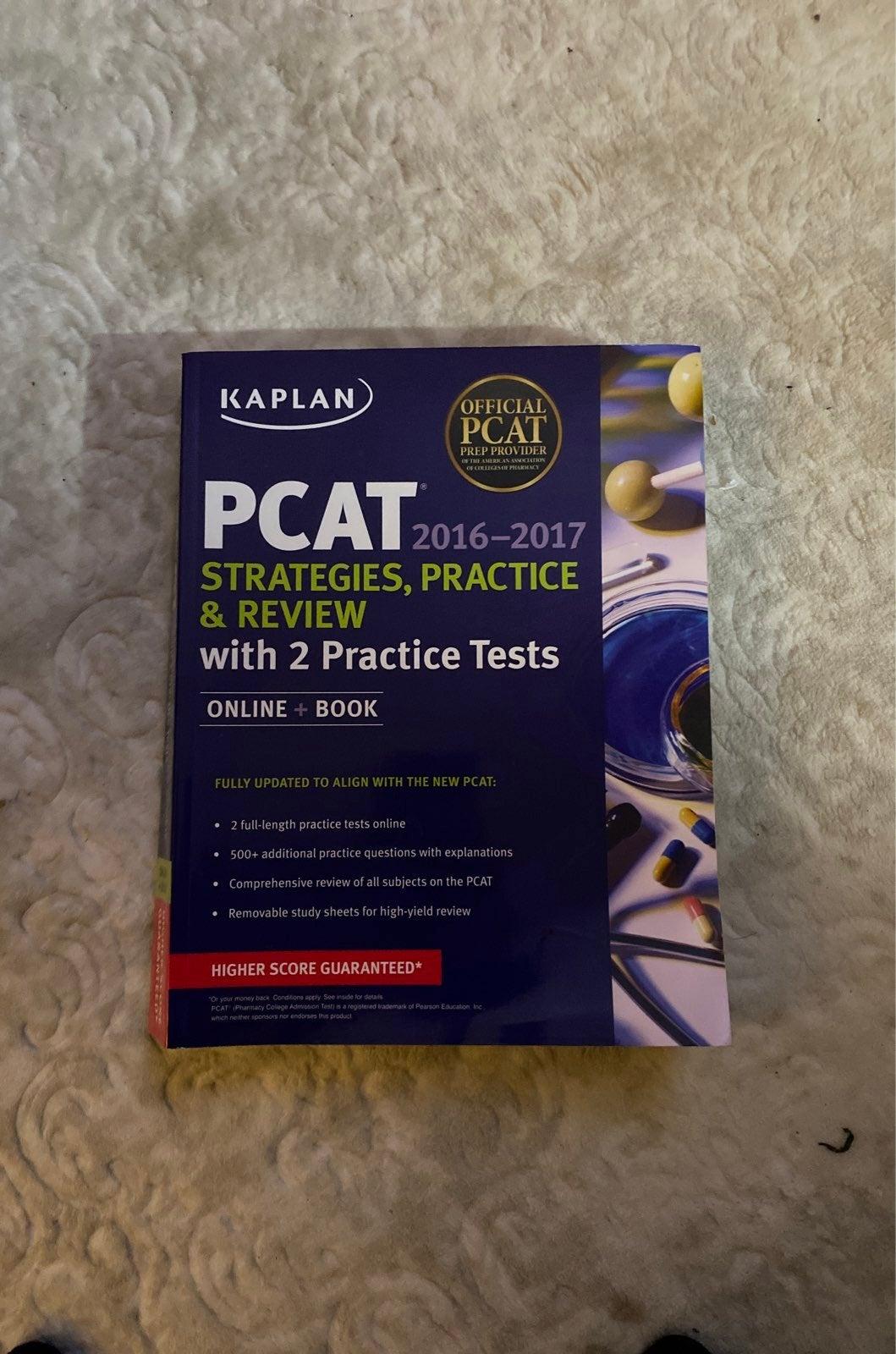 Online + Book PCAT