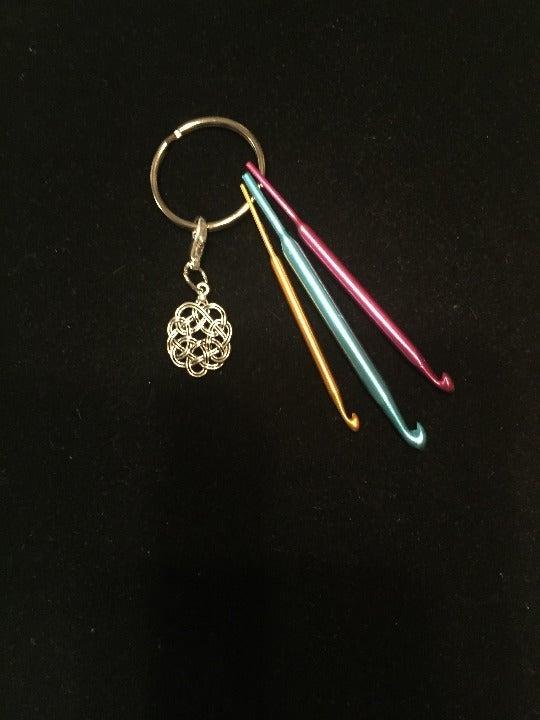 Knit Fix Hooks+Celtic Knot Stitch Mrker