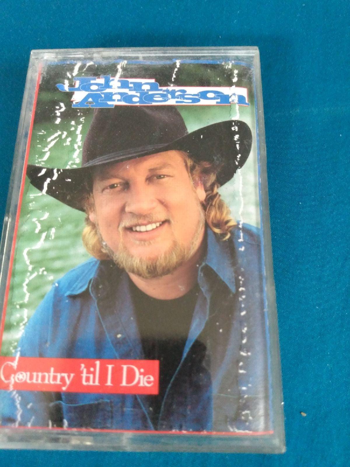 John Anderson cassette tape