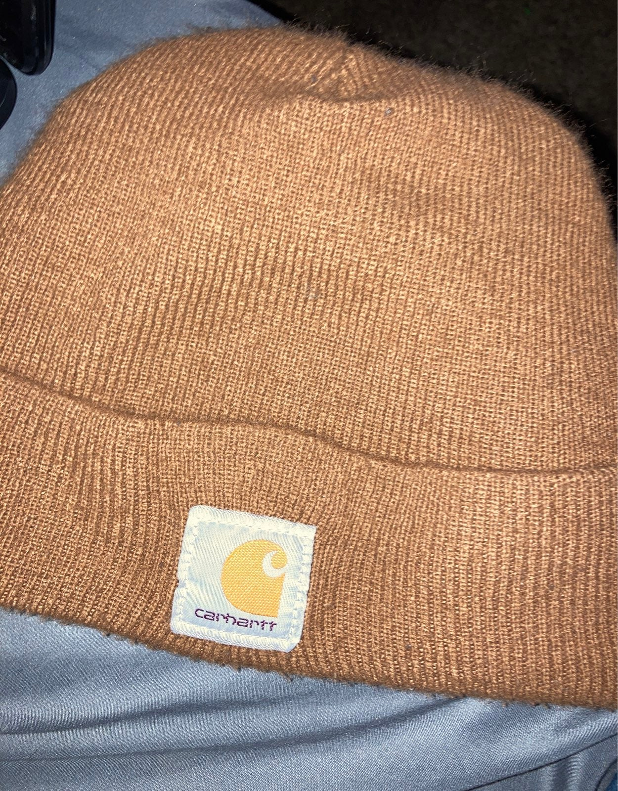 Brown Carhartt Hat