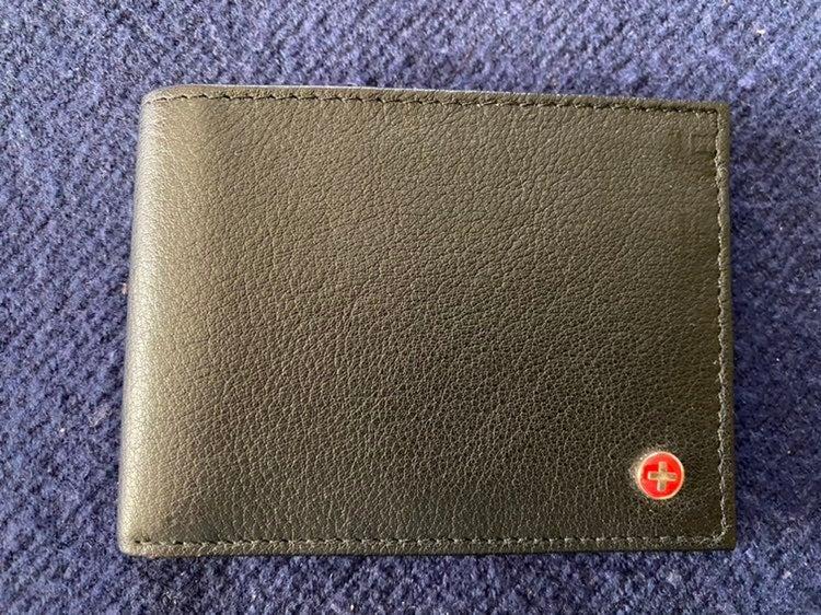 Alpine Swiss Men's Wallet