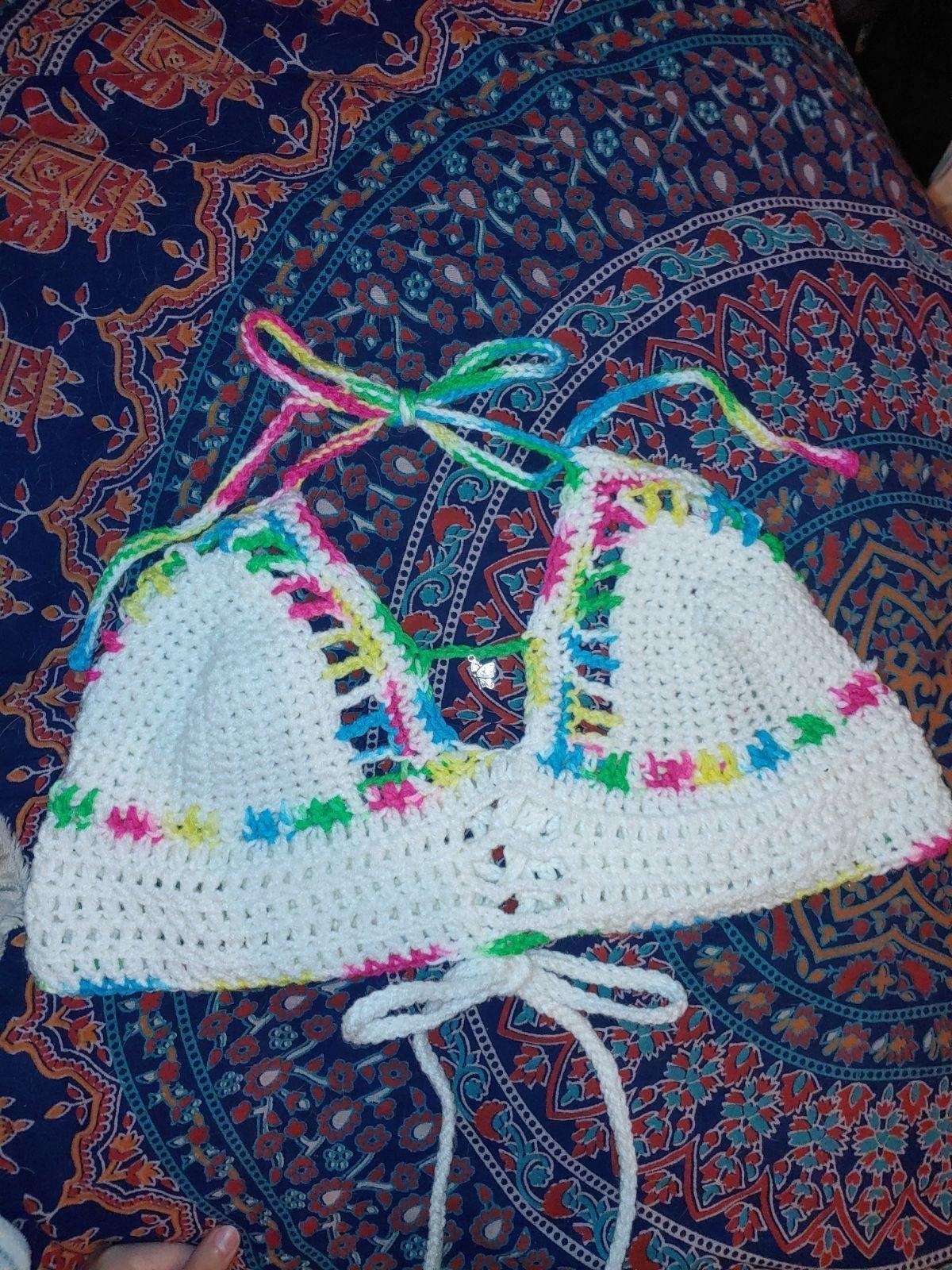 Charmed Crochet Top