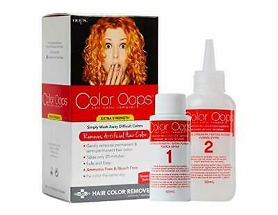 Color Oops Hair Color Remover Extra Stre