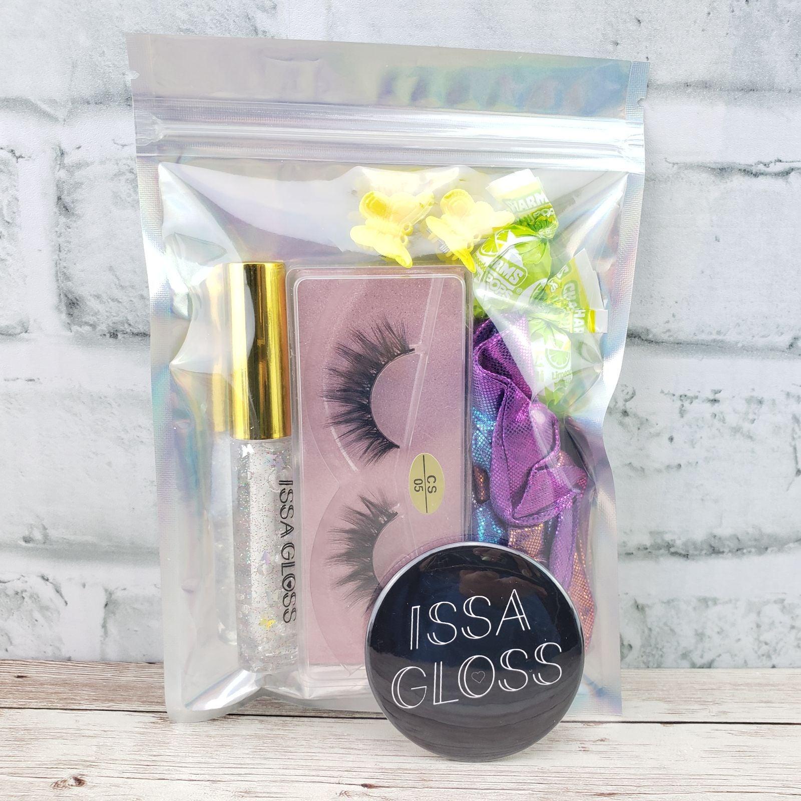 Lip Gloss Bundle Custom Rainbow Beauty