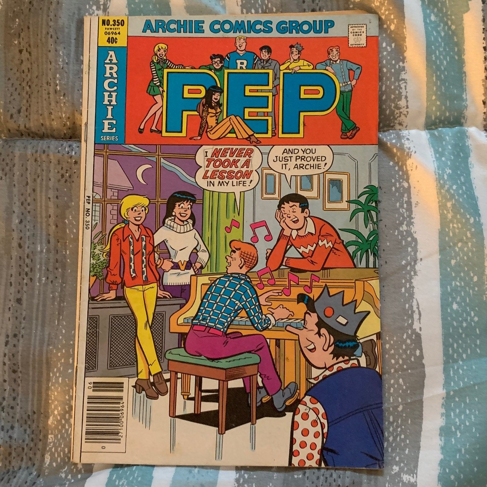 Archie Comic Book no. 350