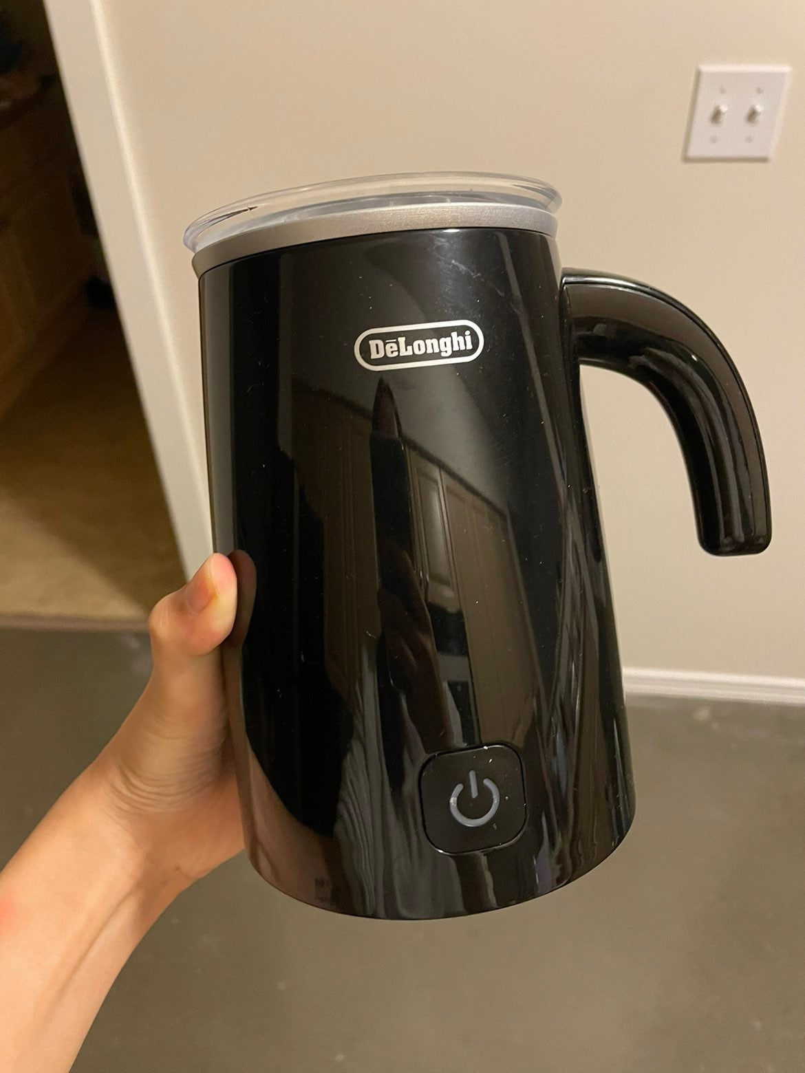 DeLonghi Automatic Mill Frother