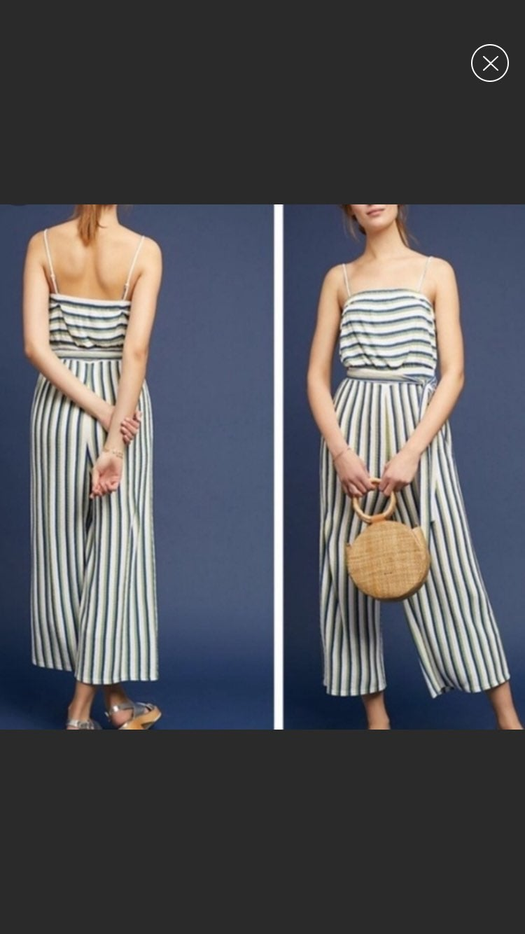 Maeve by Anthropologie Daydream Jumpsuit