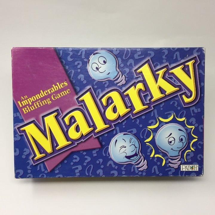 Malarky Board Game