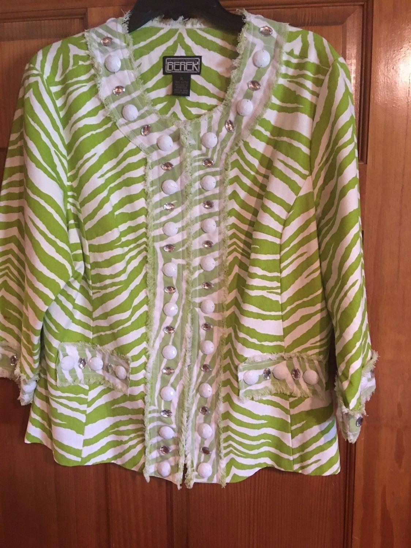 Darling Spring Green Jacket