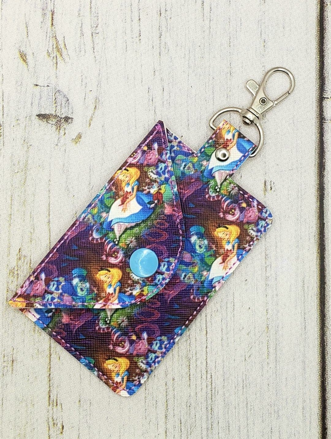 Alice in Wonderland Card Holder