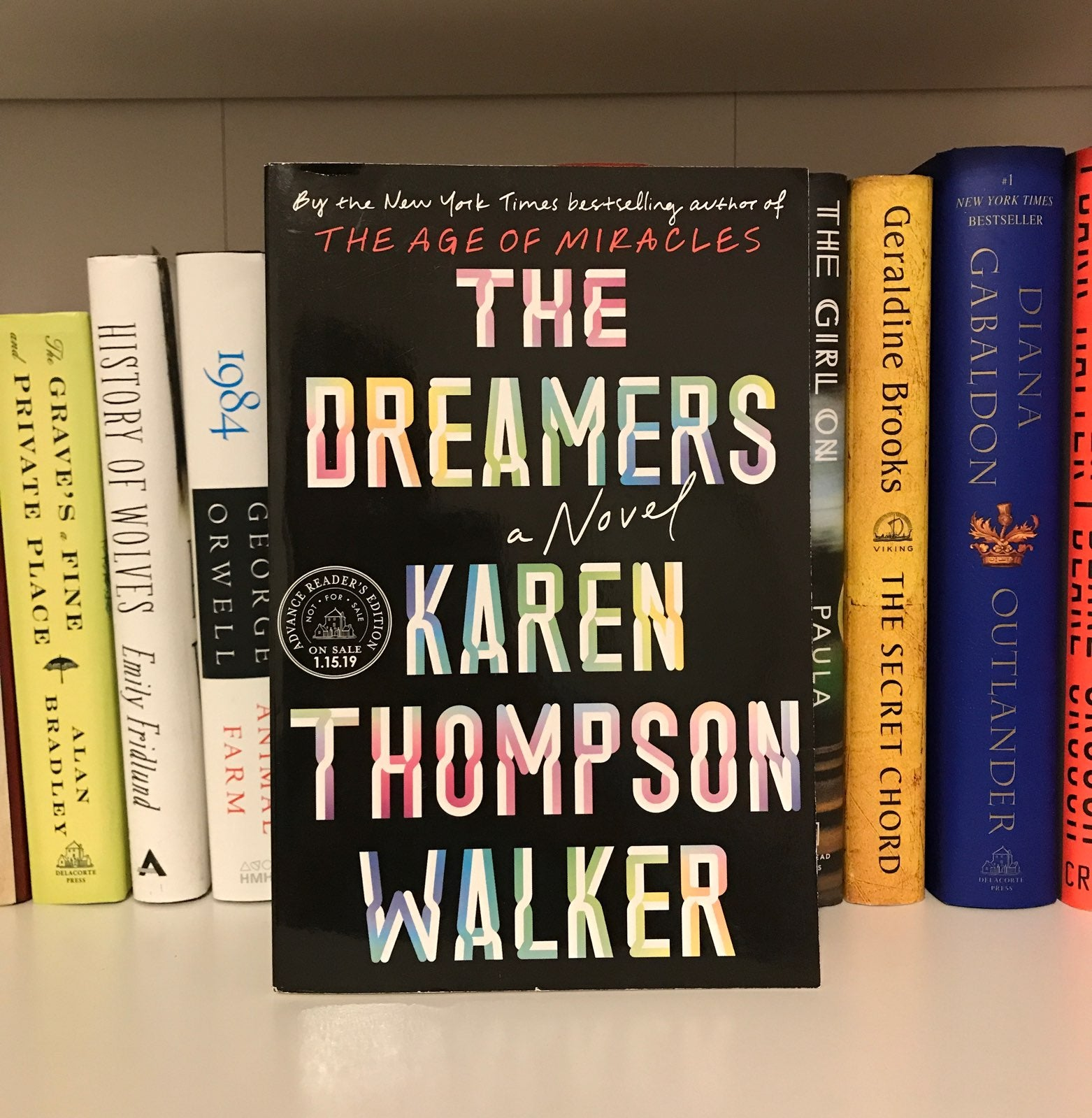 The Dreamers Novel