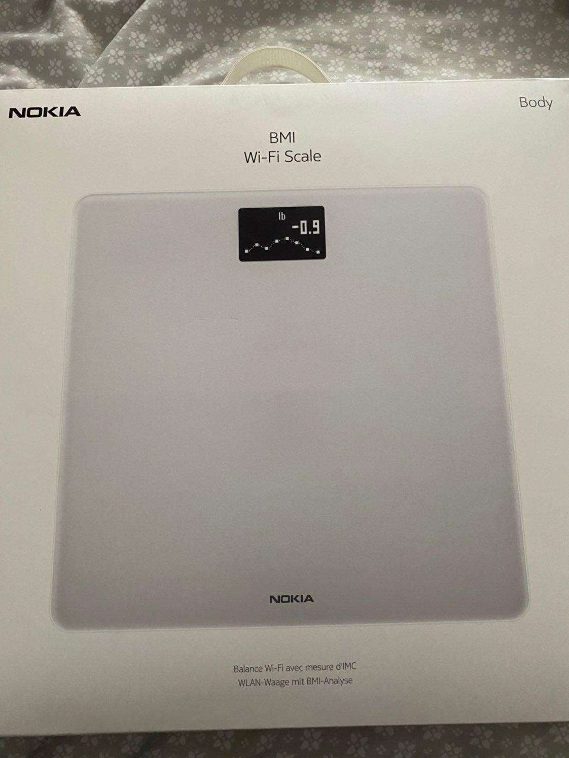 Nokia BMI Wi-Fi Scale