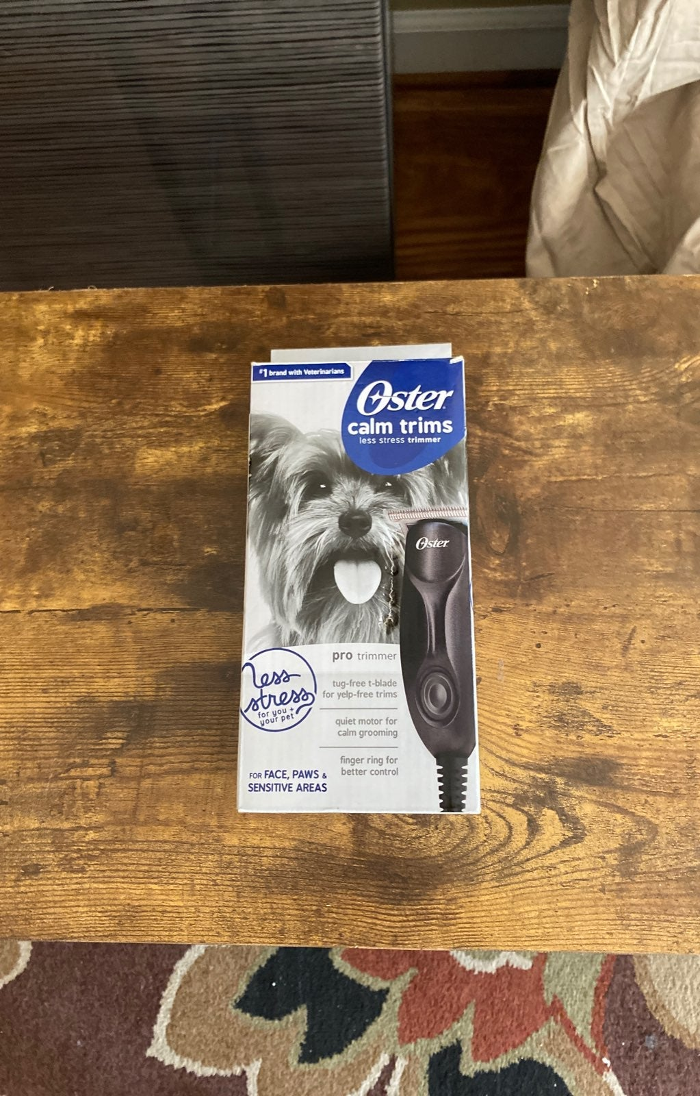 Oster pro trimmer for dogs
