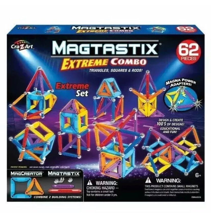 magtastic extreme set lot of 2