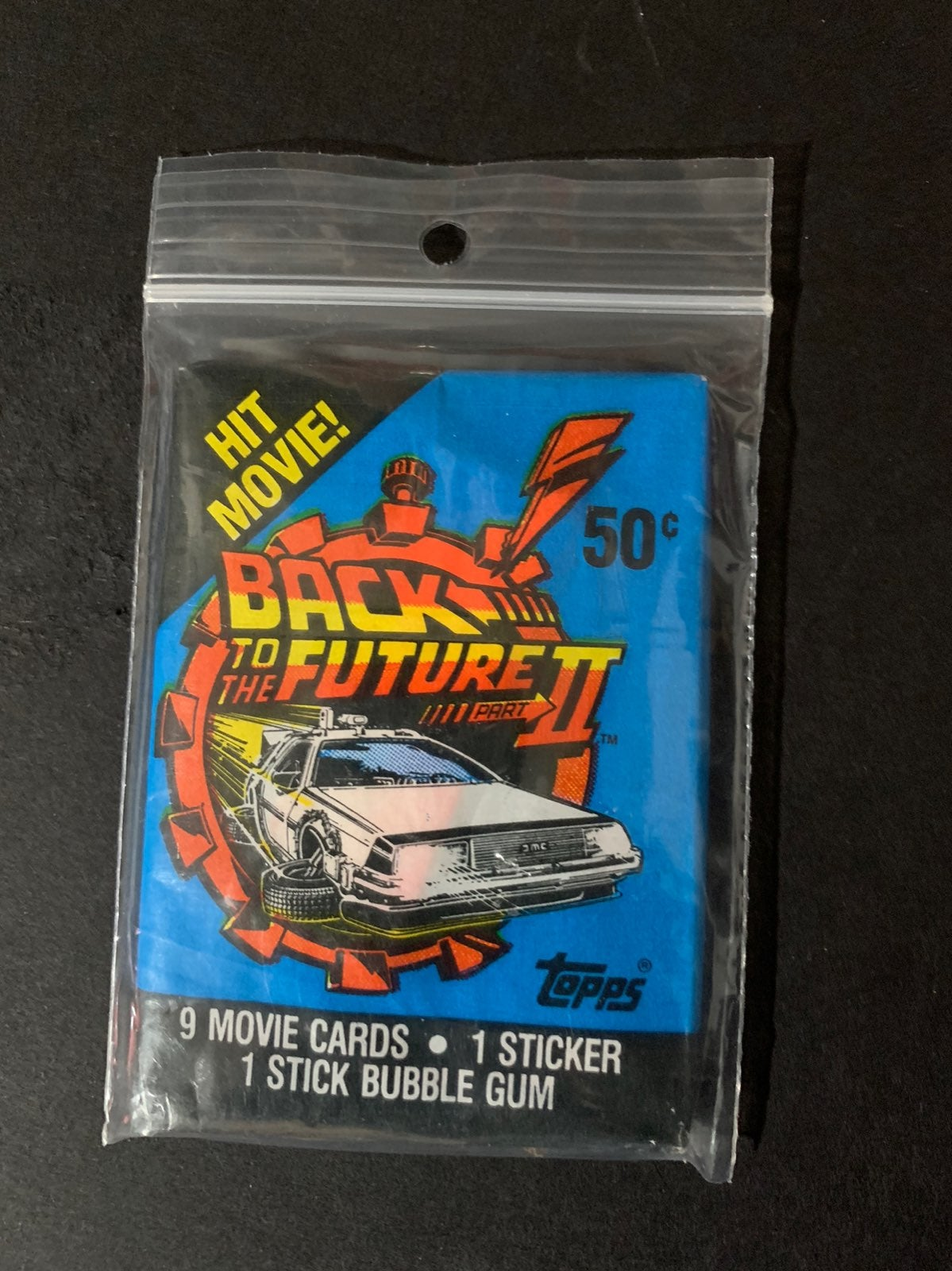 Back to the Future II - Trading Cards!