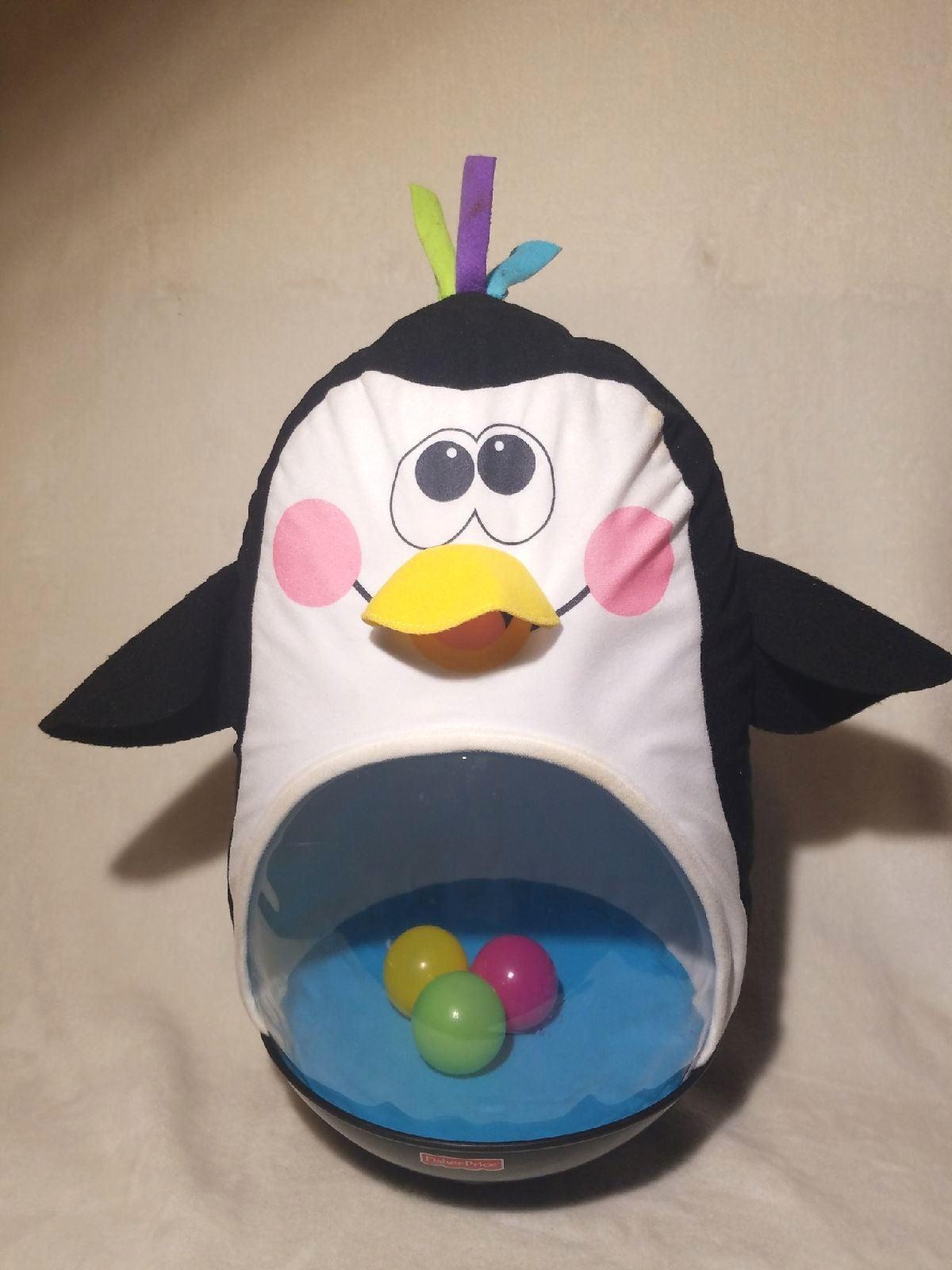 """Wobble & Bat Penguin 16"""""""