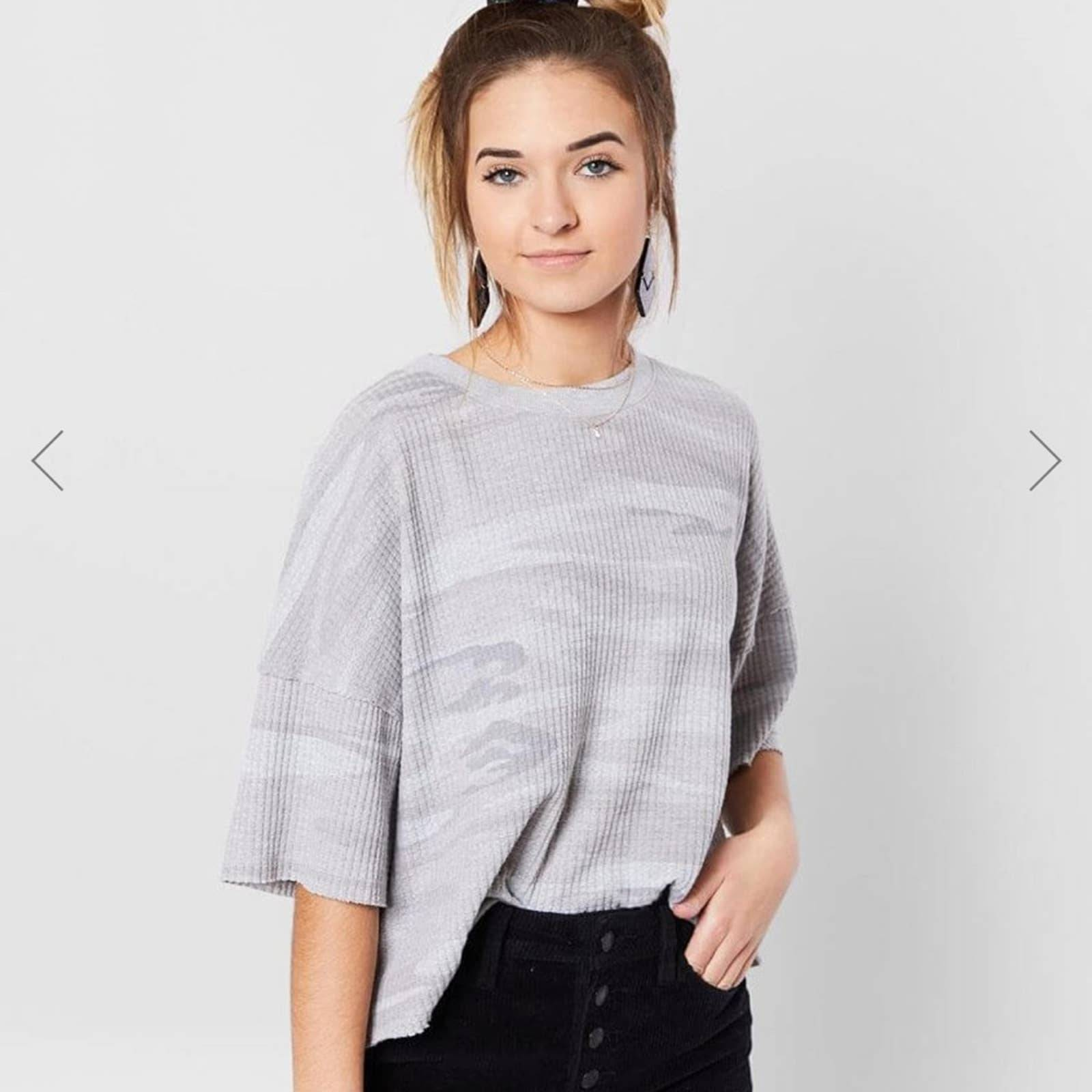 White Crow Thermal Football Cropped top