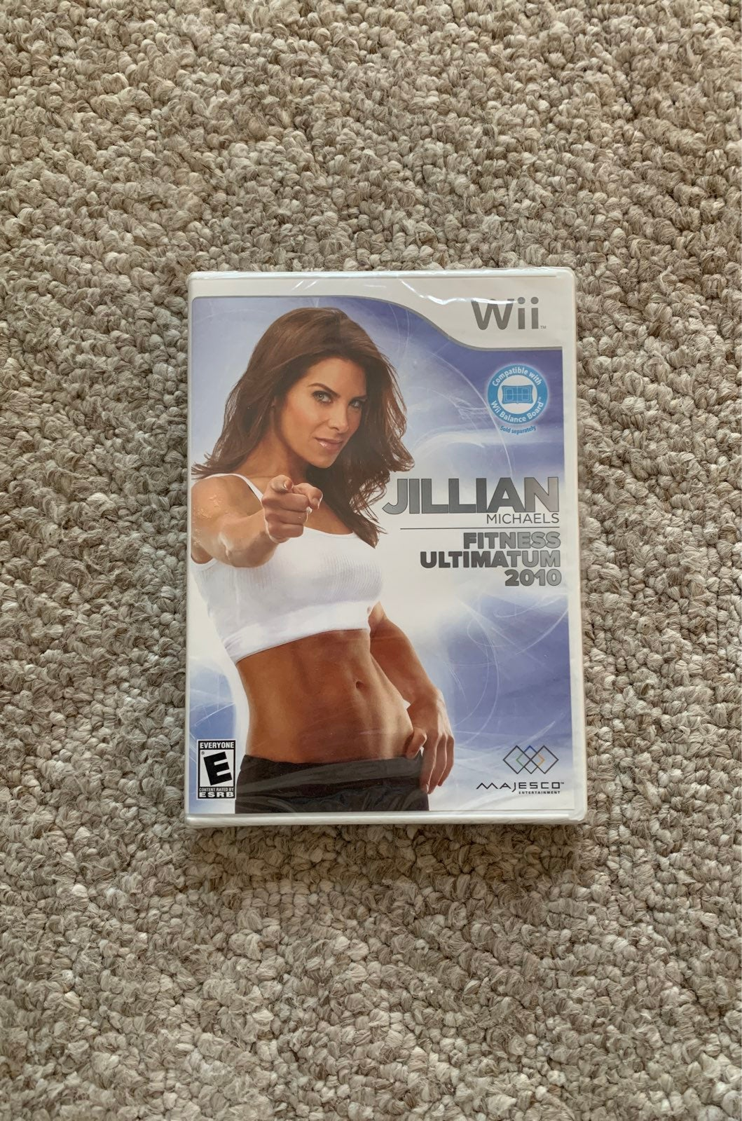 Wii Jillian Michaels Fitness Ultimatum