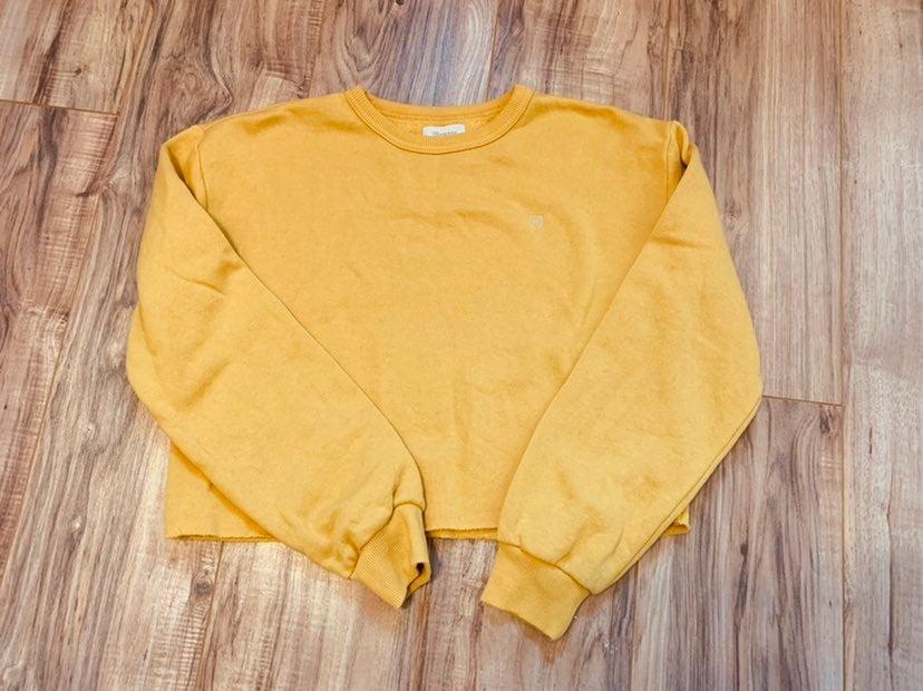 Brixton Crop Sweatshirt