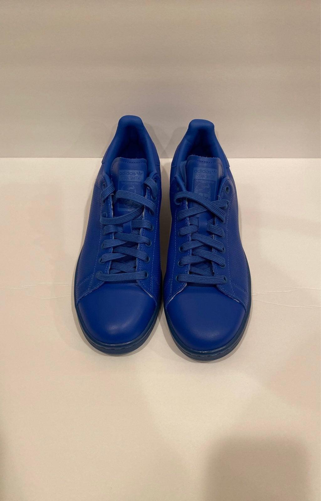 Mens Adidas Stan Smith Blue Size 9.5