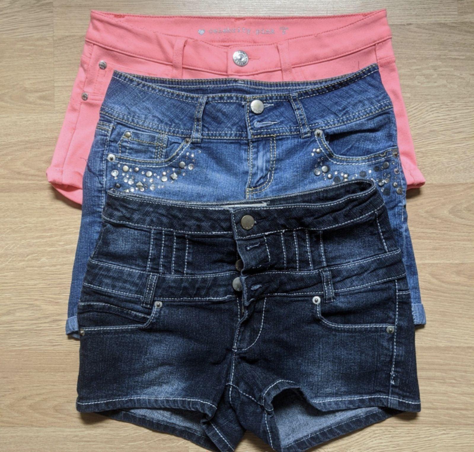 womens jean shorts bundle
