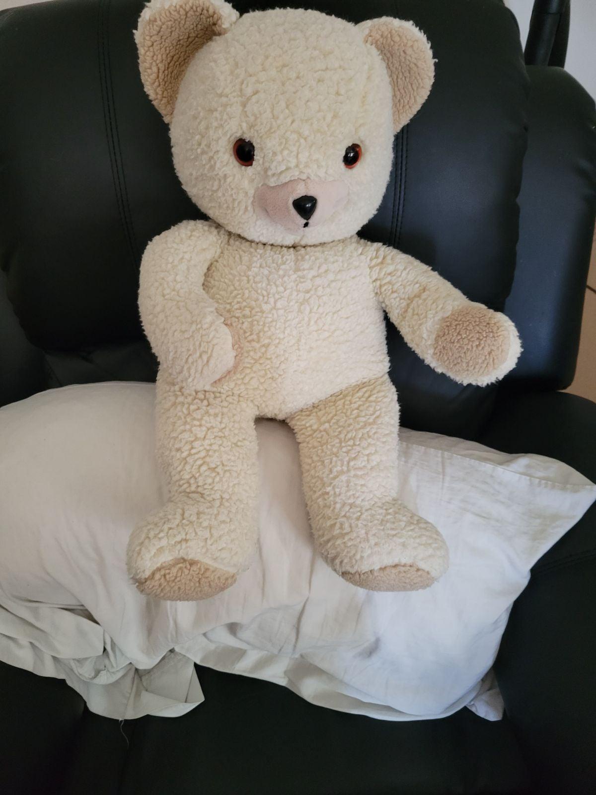 Plush Jumbo Size Snuggle Bear