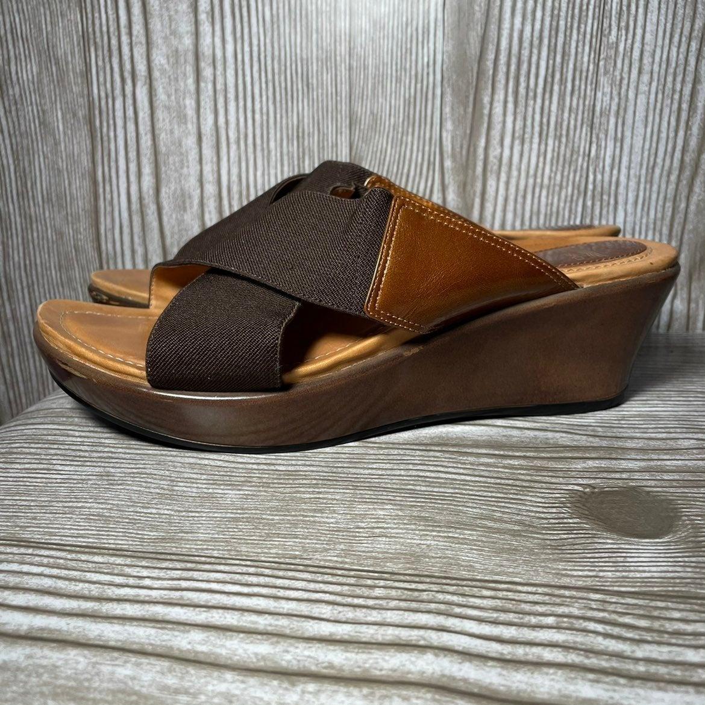 Dansko Platform Sandals Sz 8.5