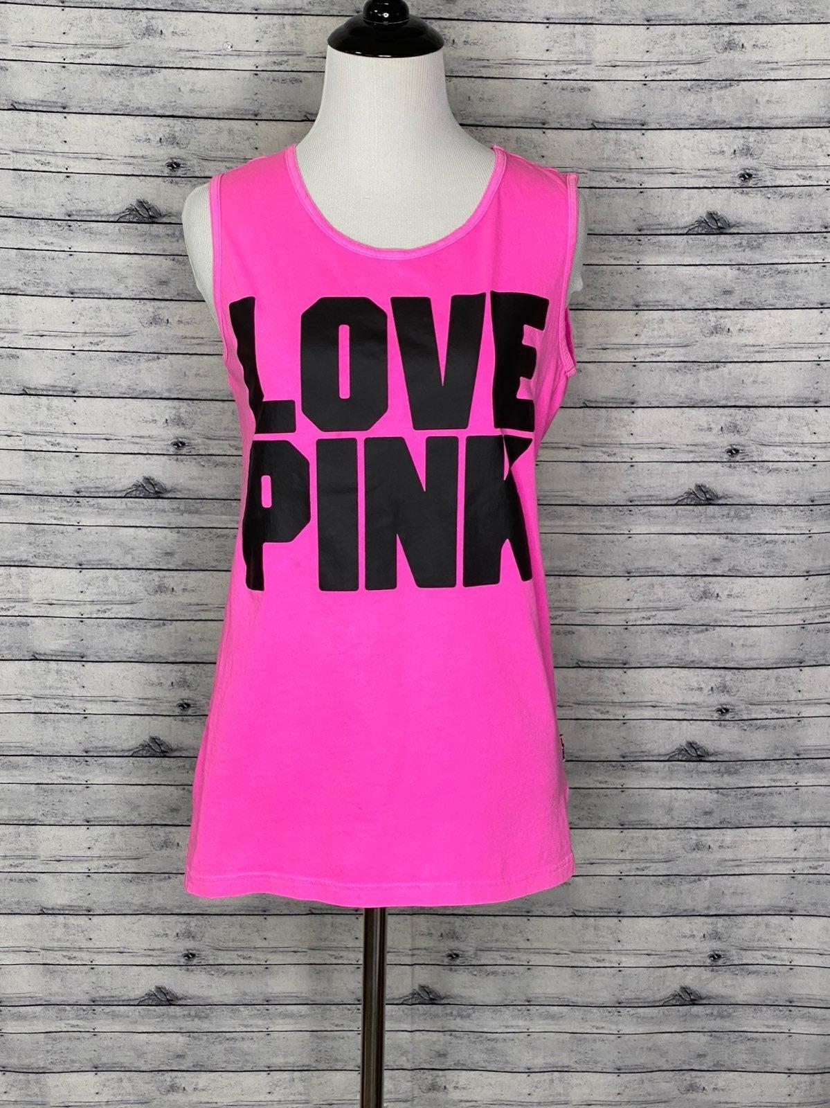 Pink Victoria's Secret Tank Top size XS