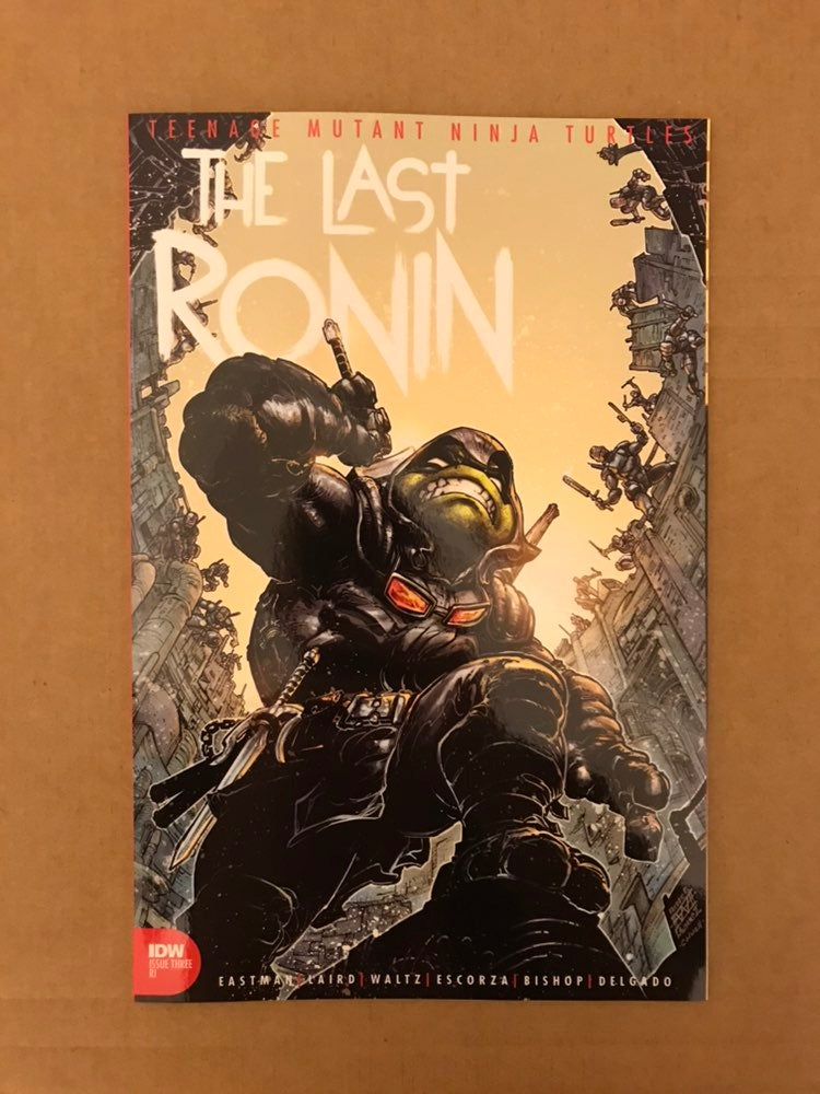 TMNT: The Last Ronin #3 1:10 variant