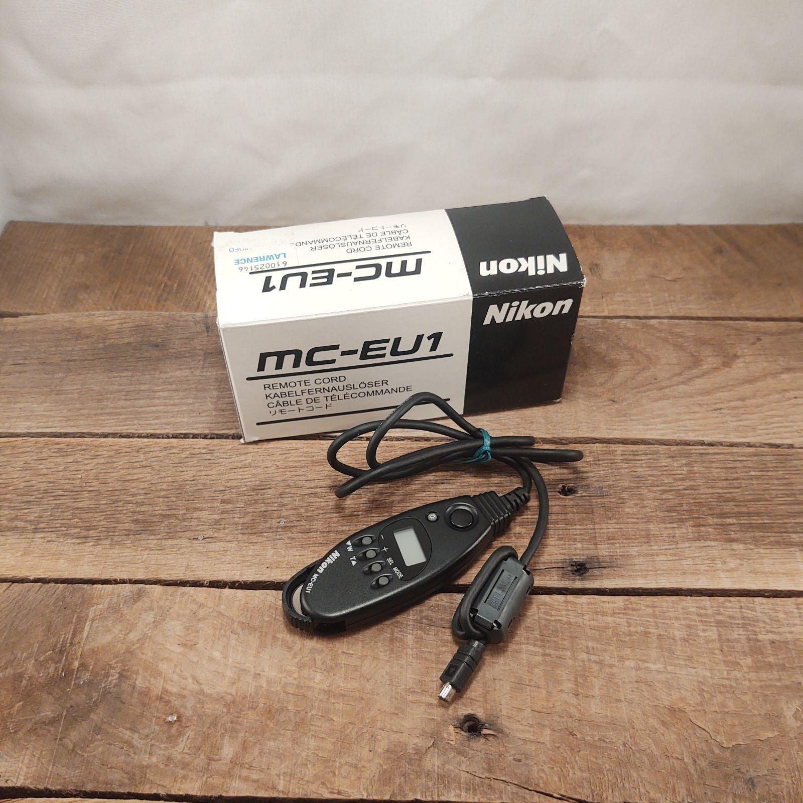 Nikon MC-EU1 Remote
