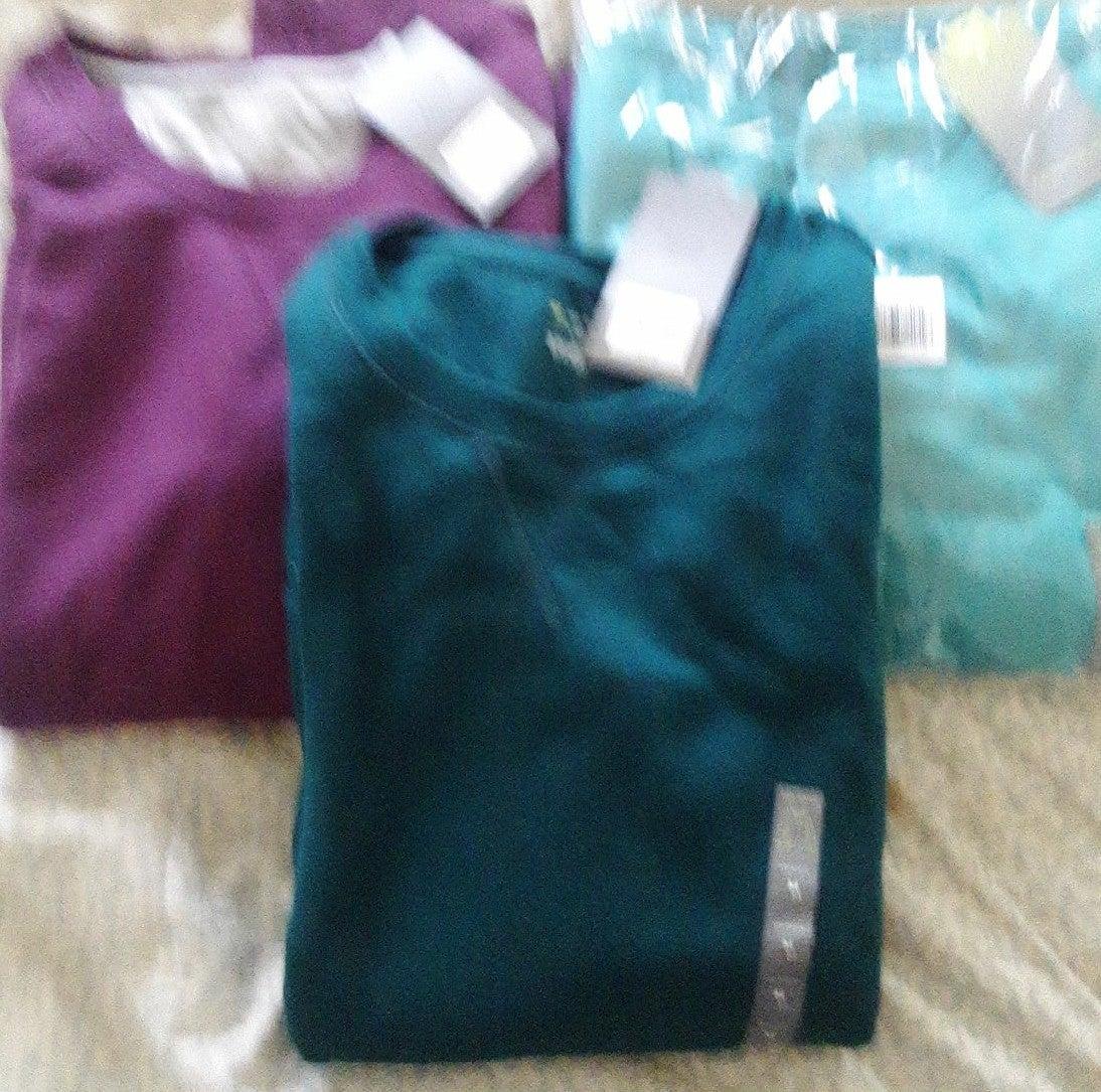 Tek Gear fleece shirts