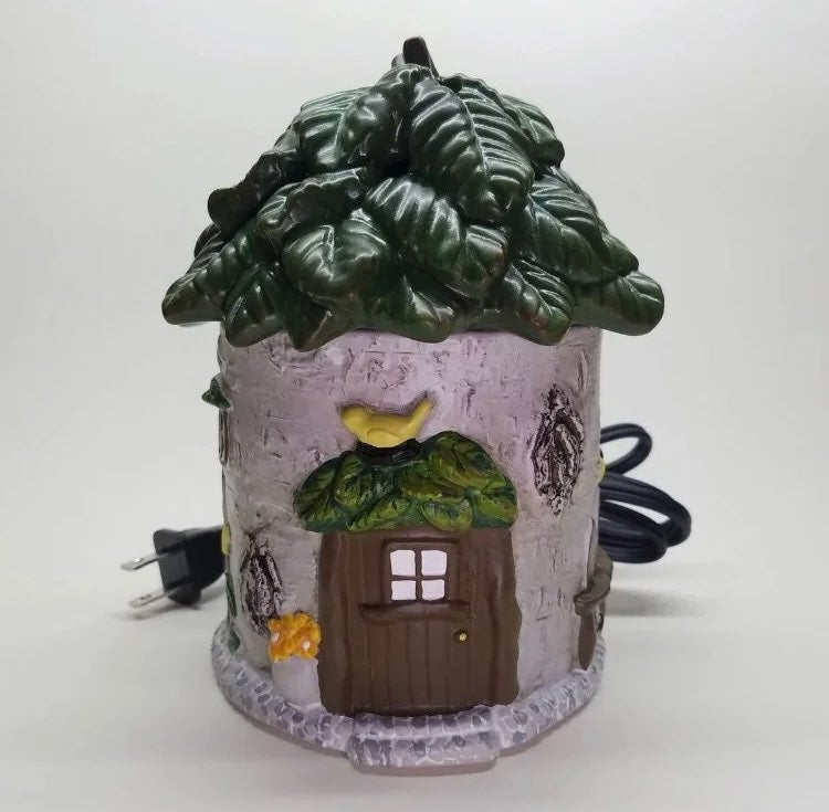 Scentsy warmer fairytale cottage