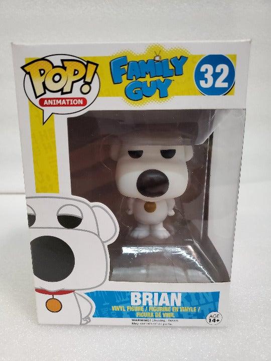 Funko Pop Tv: Family Guy Brian