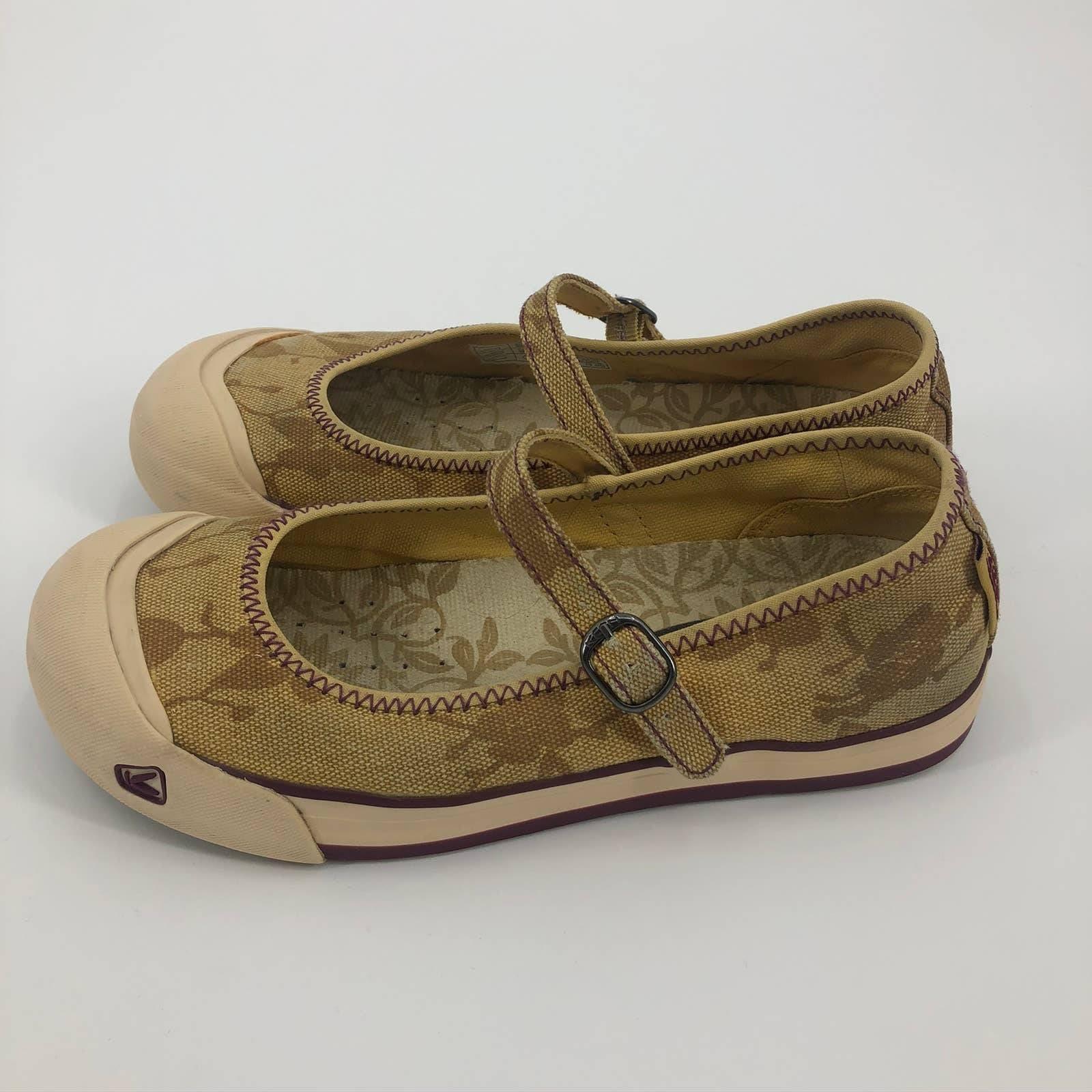 Keen Coronado Women 9 Mary Janes Sneaker