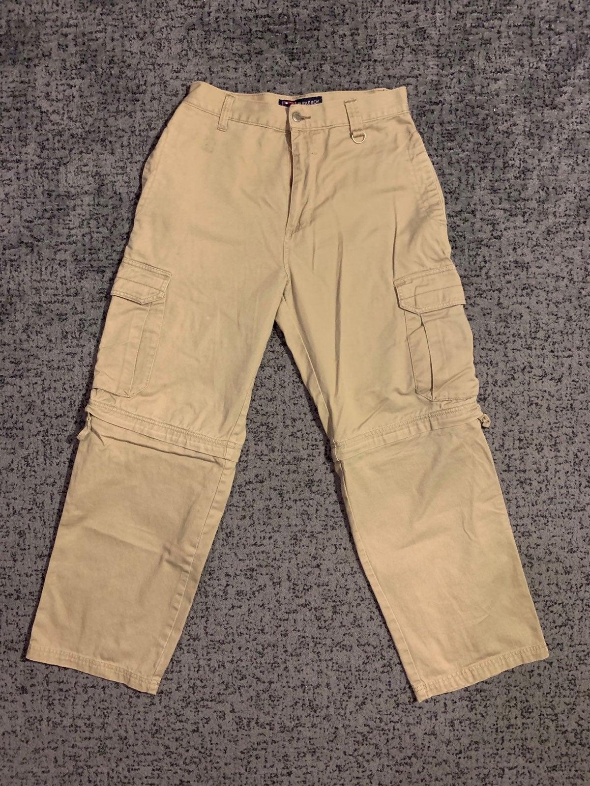 Bugle Boy Cargo Pants/Shorts