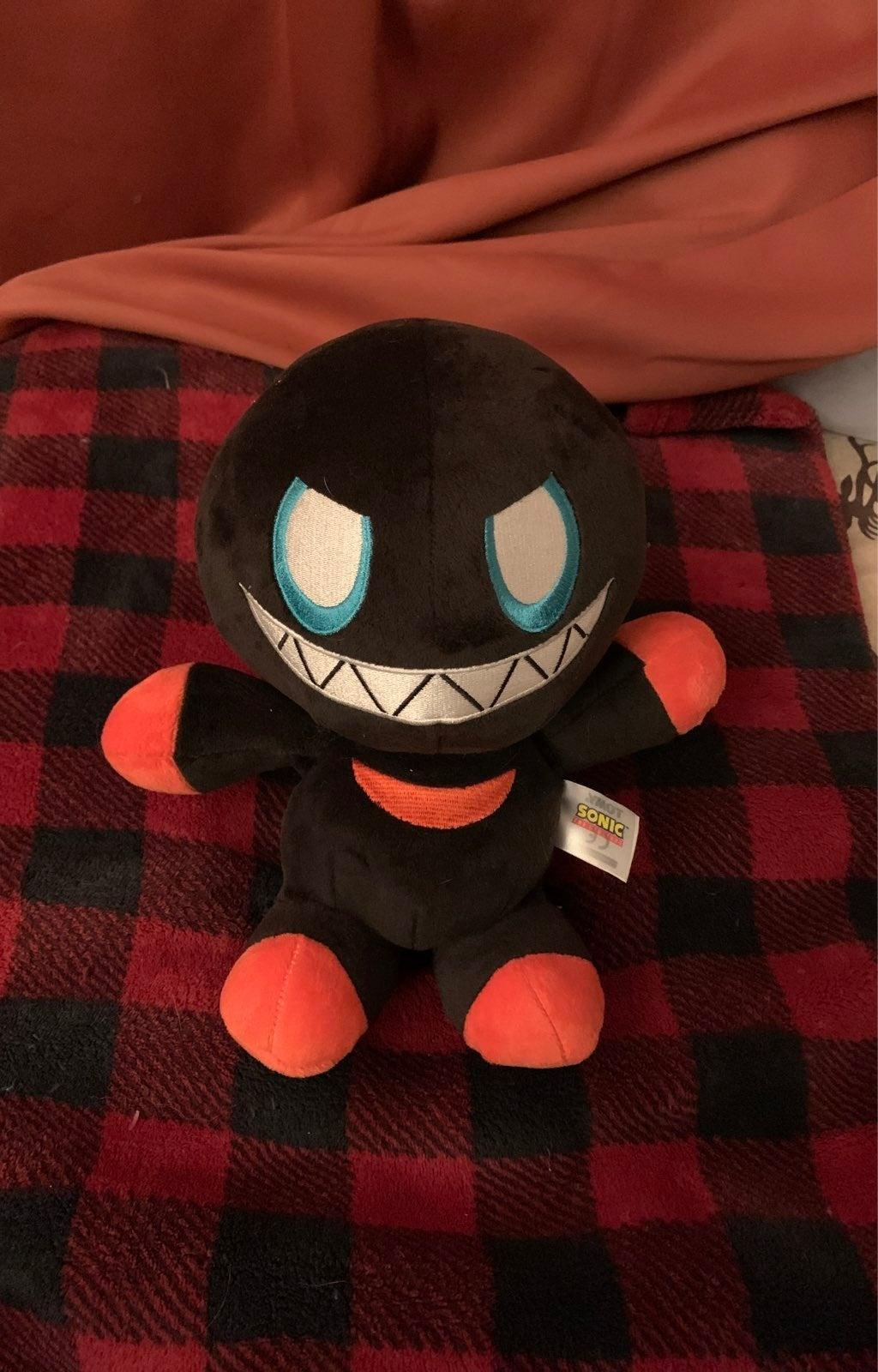 Dark Chao Sonic Plush