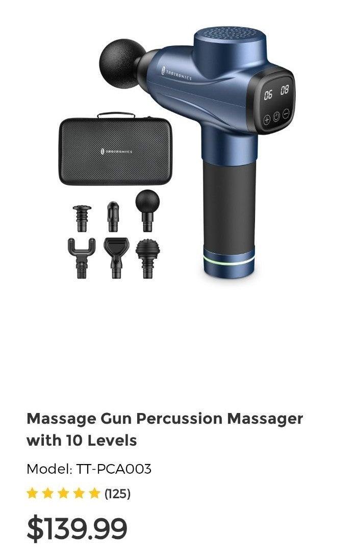 Taotronics Deep Percussion Body Massager