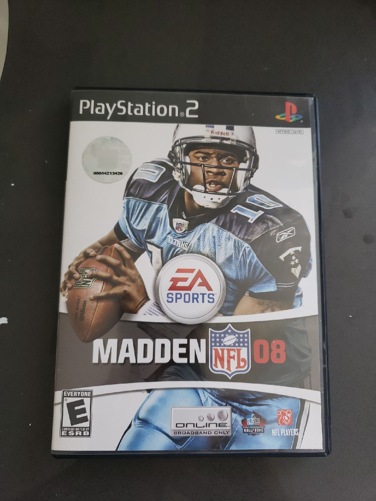 PS2 Madden NFL