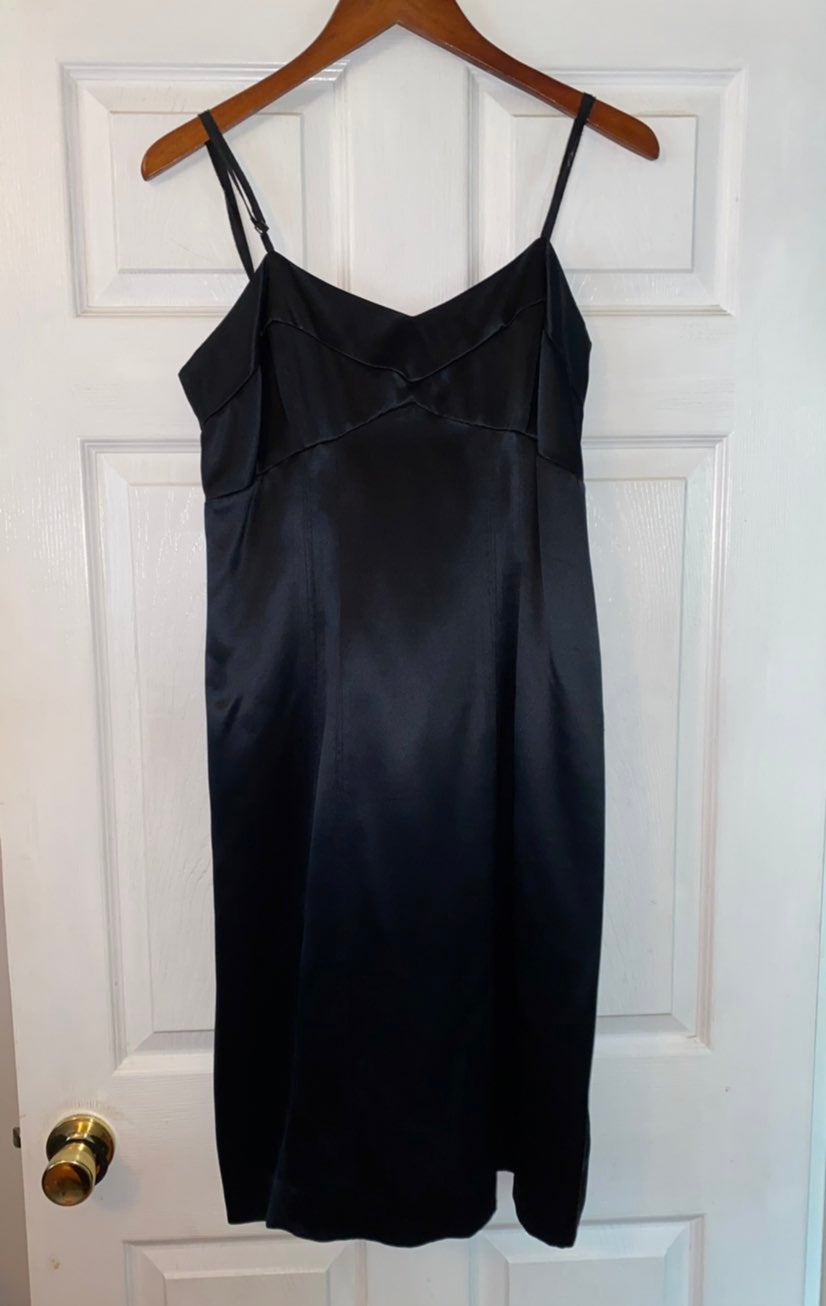 Banana Republic Silk Slip Dress
