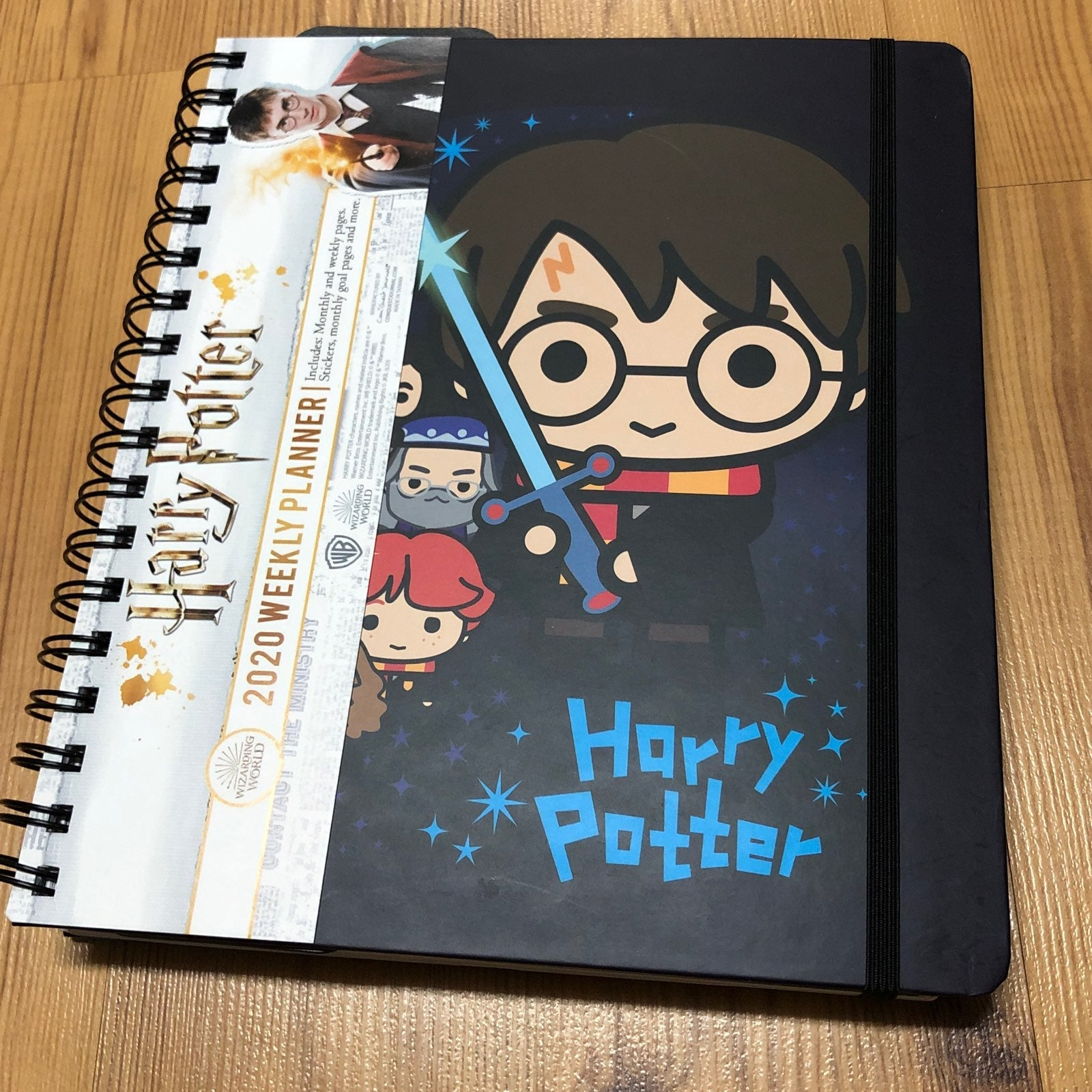 New 2020 Harry Potter Cartoon Icons Plan