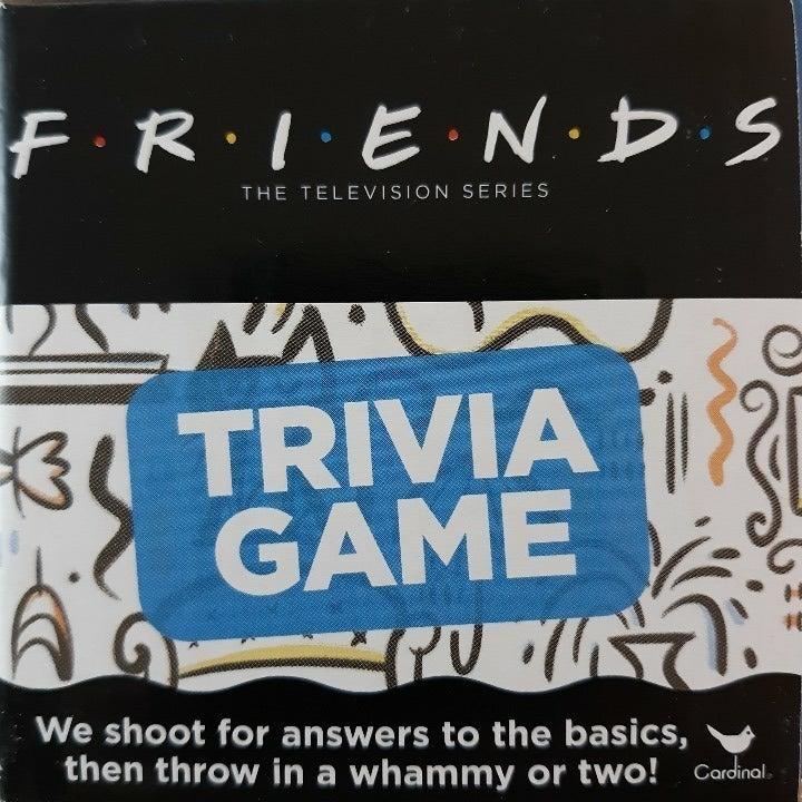 Game Triva Game  Friends