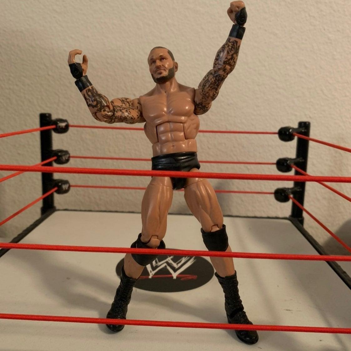 WWE Mattel 2011 Randy Orton Elite Series