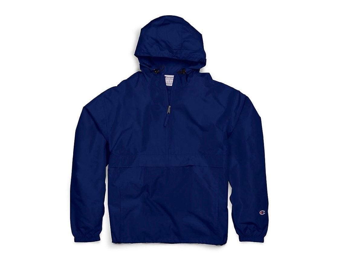 Champion Unisex Anorak Jacket 1/4 Zip Up