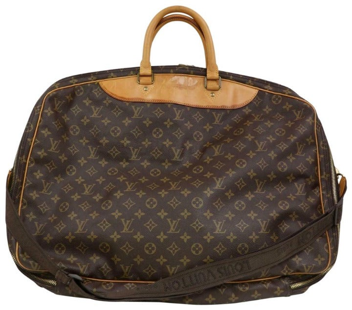 Louis Vuitton  Monogram Alize 2 Poche