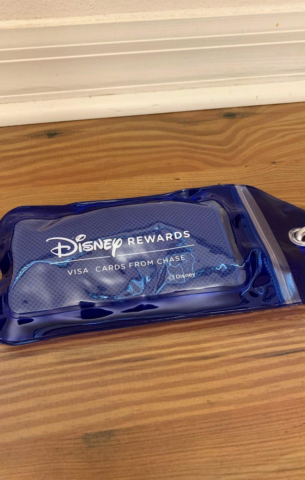 Disney Rewards Visa Cooling Towel