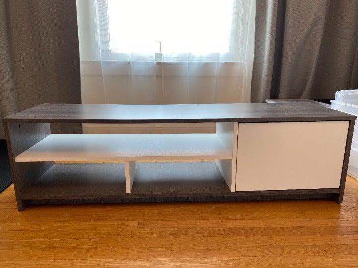 Grey BESTAR TV Stand