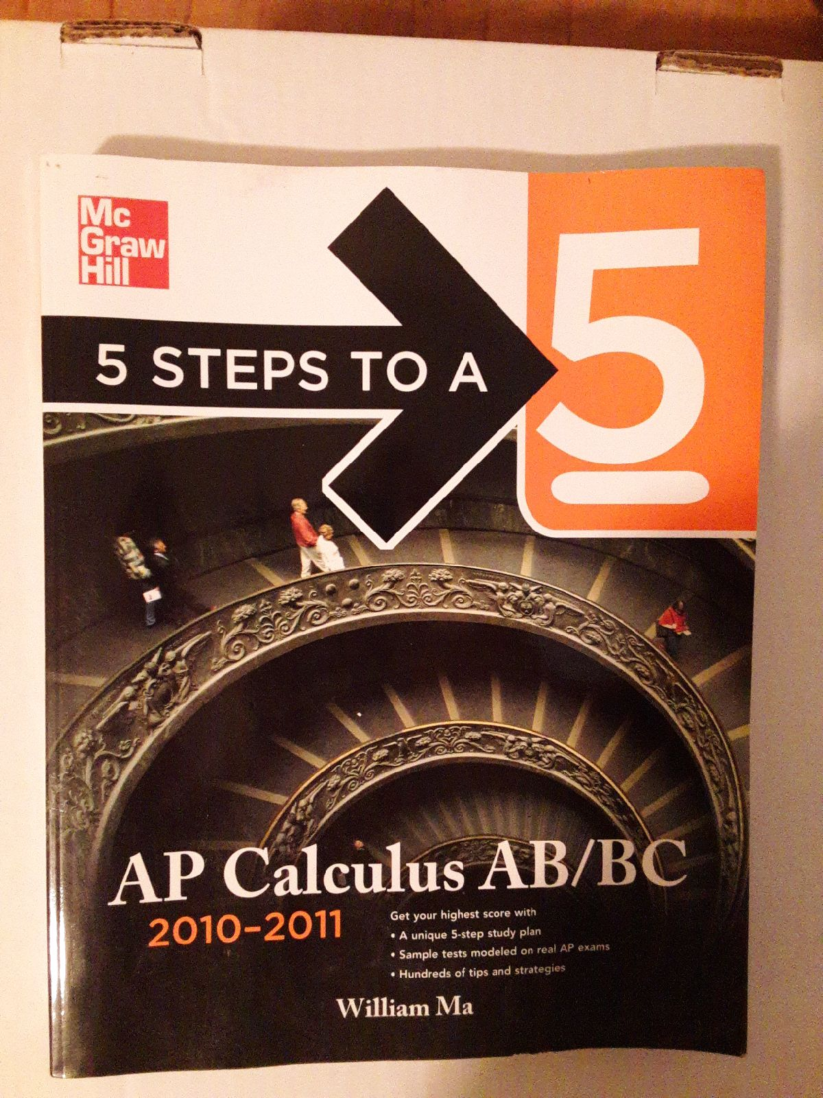 Five Steps to a 5: AP Calculus AB/BC