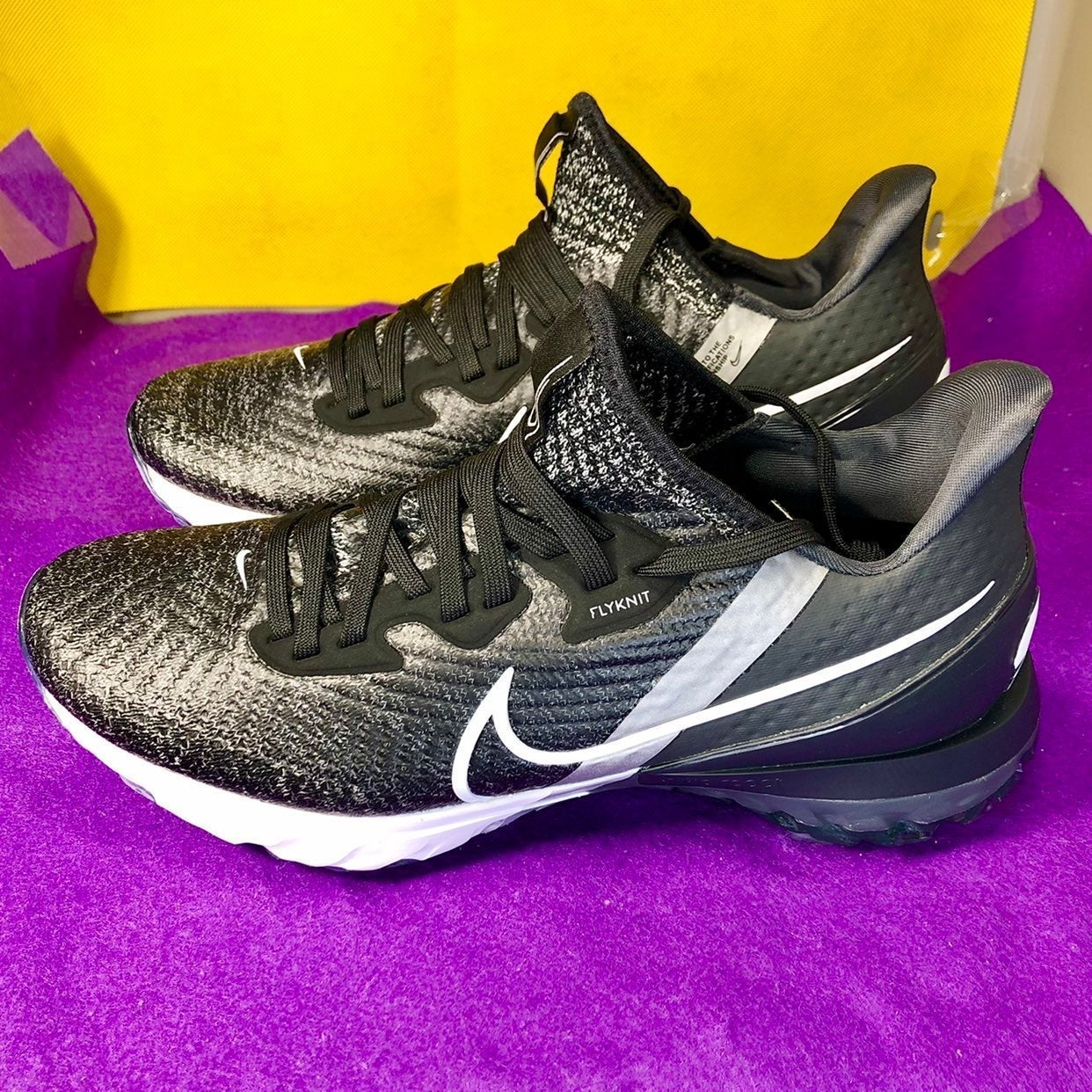 Nike Air Zoom FIyknit Infinity Tour Golf
