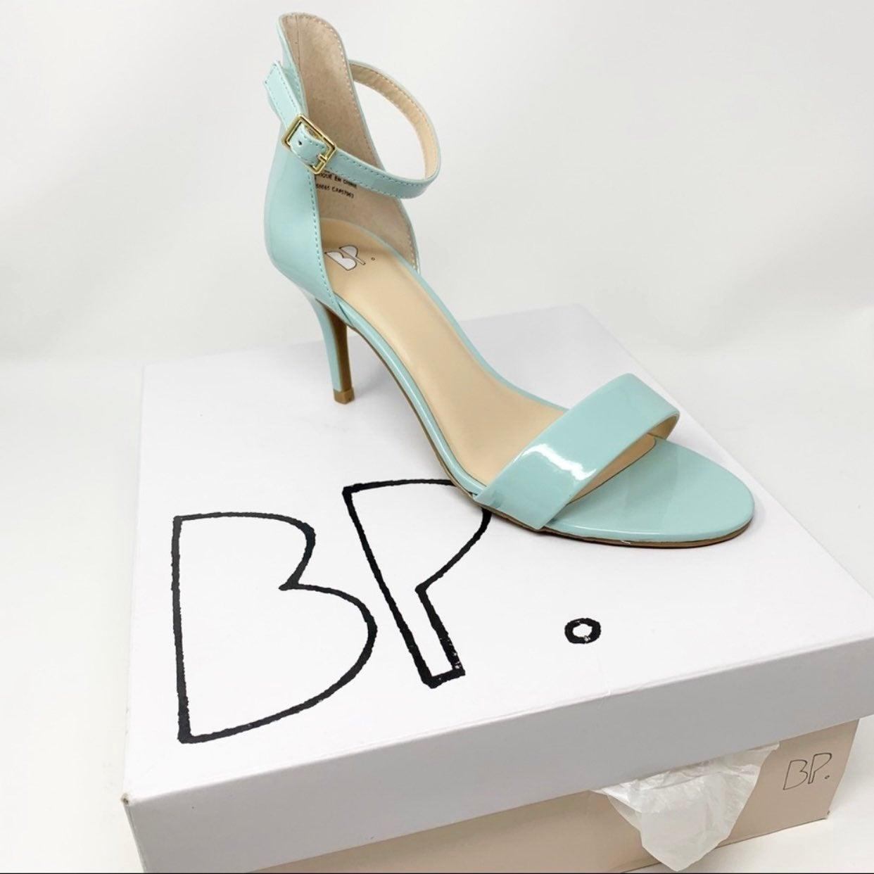 BP Women's Luminate Open Toe Sandals New
